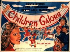 Children Galore 1955 DVD - Eddie Byrne / June Thorburn